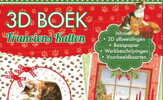 Franciens Katten 3d boek
