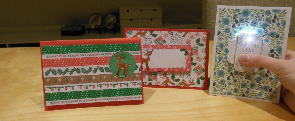 Magnifiek Led kaarten gemaakt voor maar 50 cent per kaart – Shop blog @KM96