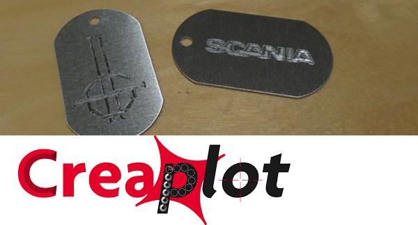Dogtag graveren met de Graveerset van Creaplot voor Brother ScanNCut – Product review