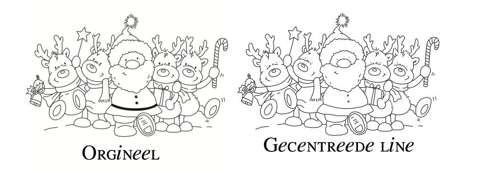 Lees meer over het artikel Gecentreerde lijn traceren in Inkscape – Nooit meer Dubbele lijnen met het tekenen met je machine!