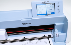 Unboxing van de Brother ScanNCut DX1200