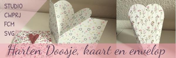 Lees meer over het artikel Net als mij Valentijn vergeten? Maak dan snel nog een leuk Harten Design!