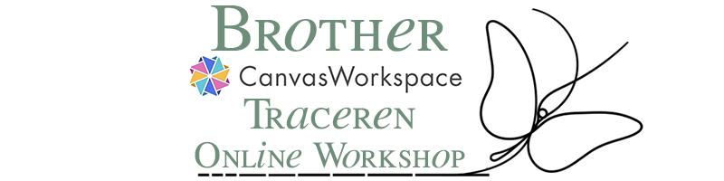 Brother Canvas Workspace – Traceren