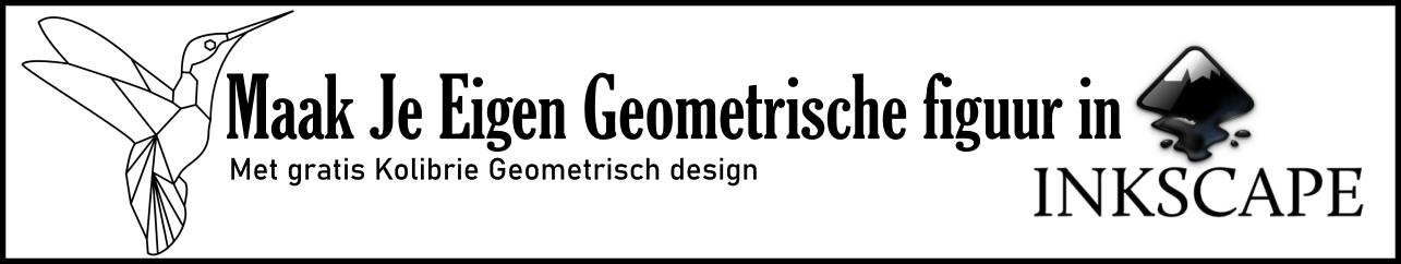 Lees meer over het artikel Maak je eigen Geometrische figuur met inkscape voor de Brother ScnaNcut of Silhoutte snijmachine